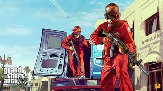 Grand Theft Auto V, game files | gamepressure com