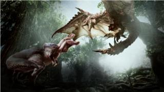 Monster Hunter: World, game files | gamepressure com