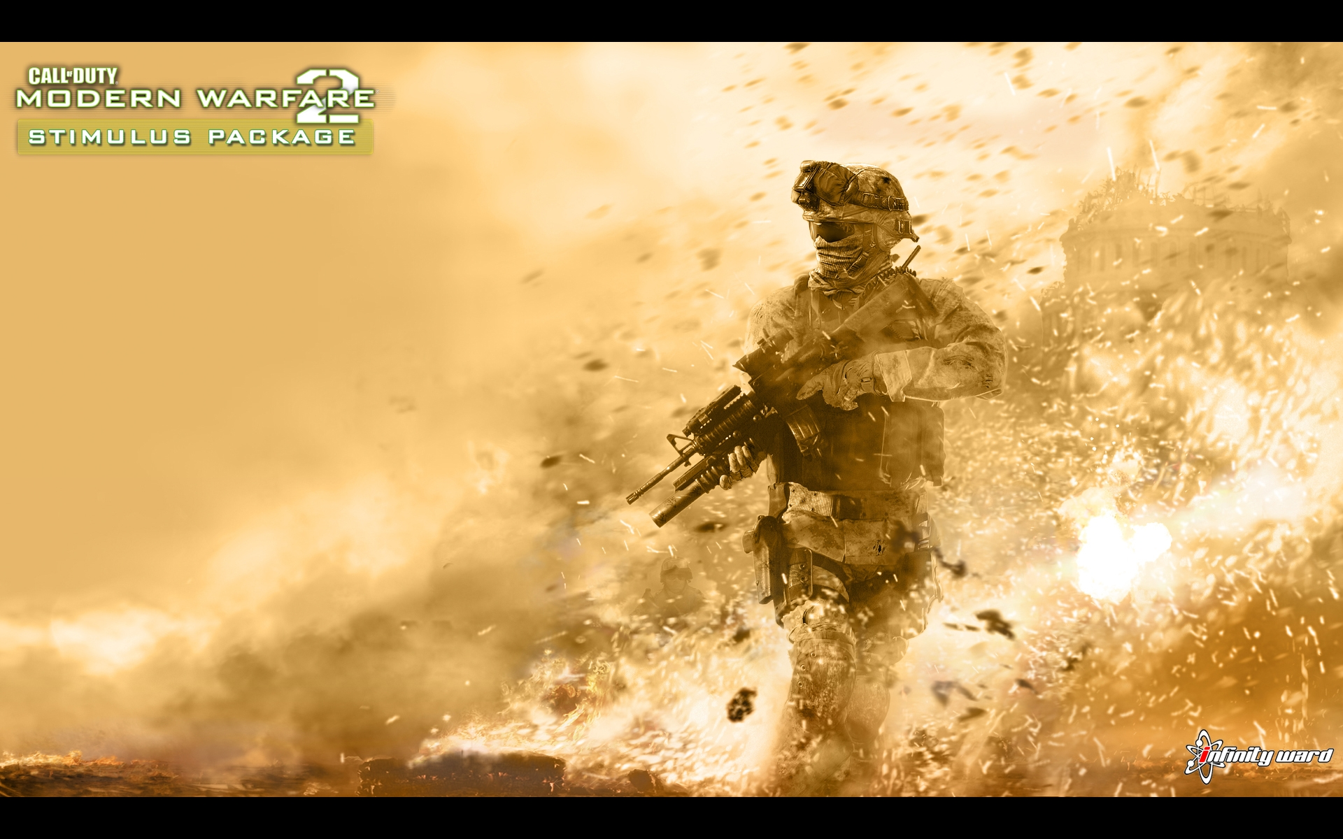Wallpaper 10 Wallpaper From Call Of Duty Modern Warfare 2
