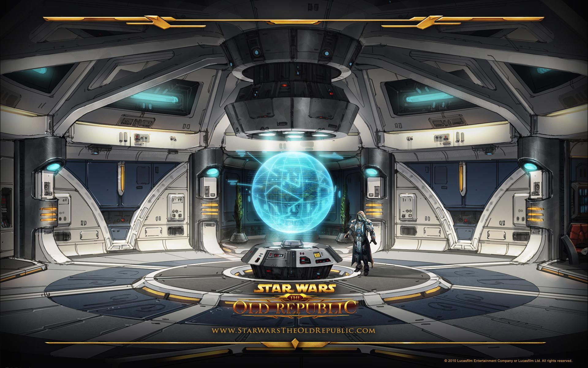 Wallpaper #19 Tapeta na pulpit Star Wars: The Old Republic