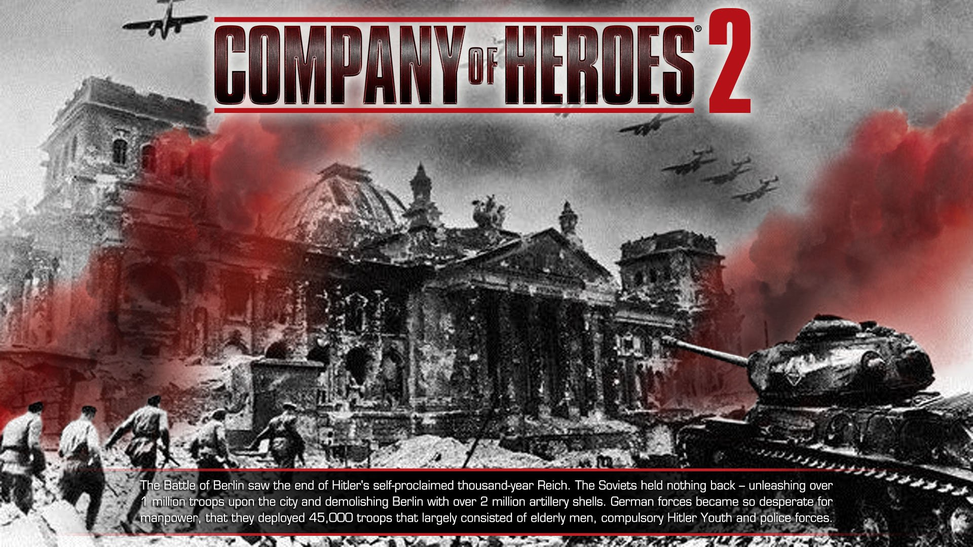 wallpaper #13 wallpaper from company of heroes 2 - gamepressure