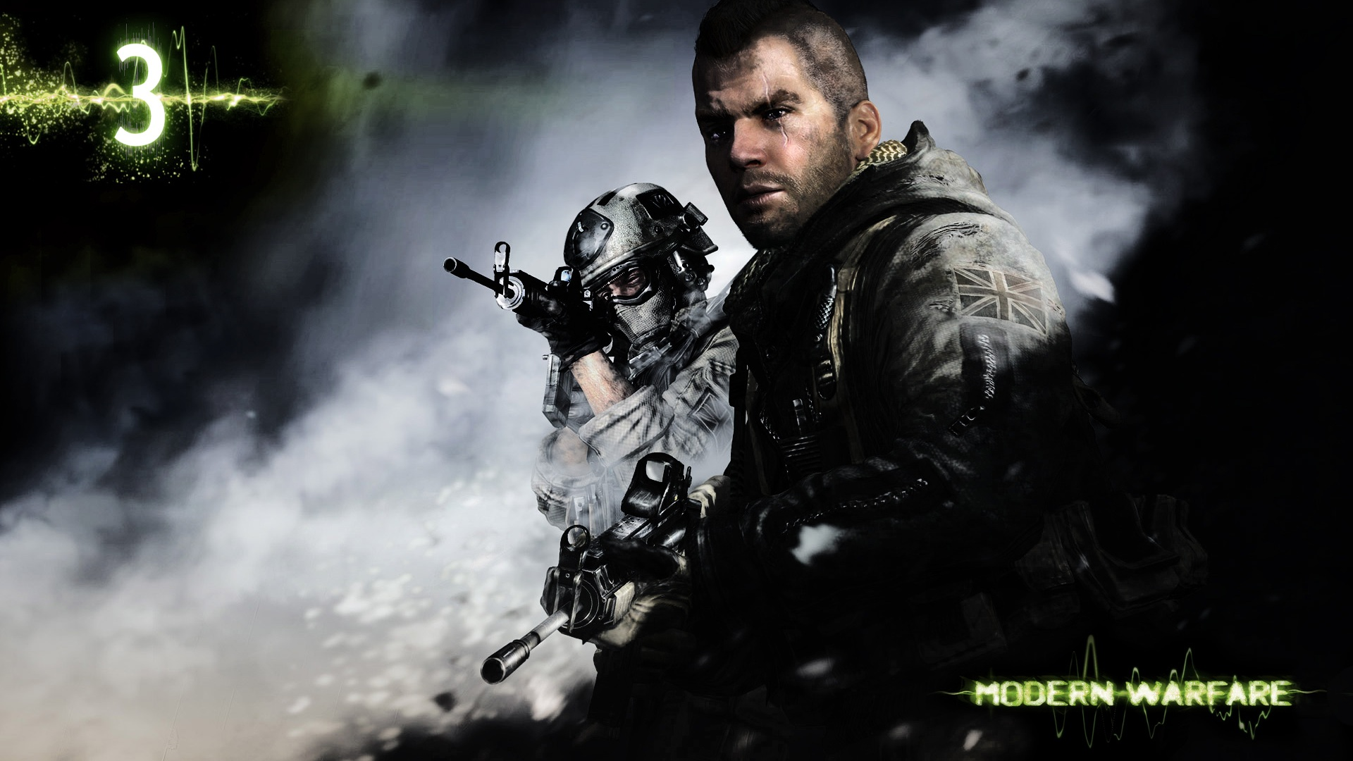 Wallpaper #1 Wallpaper from Call of Duty: Modern Warfare 3