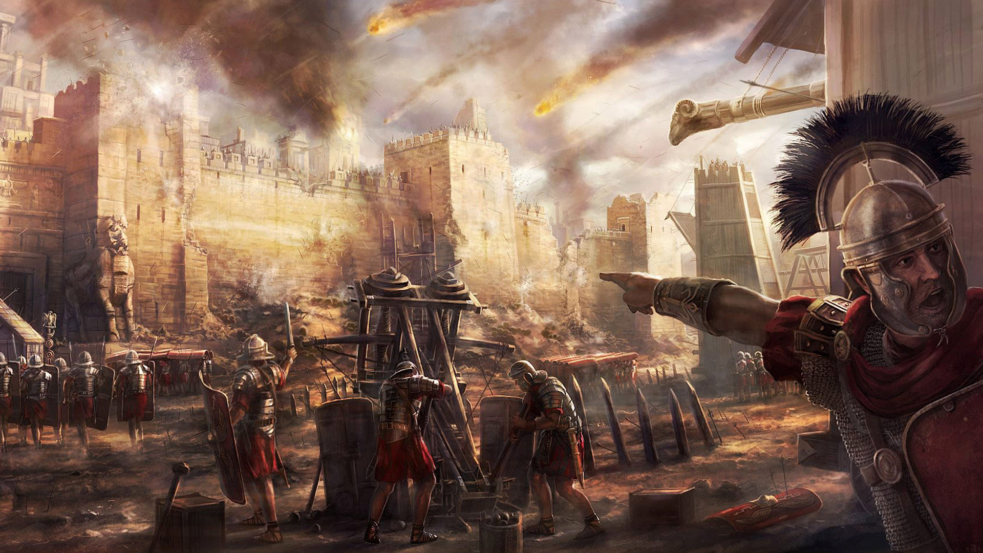 Wallpaper 10 Wallpaper From Total War Rome Ii Gamepressure Com