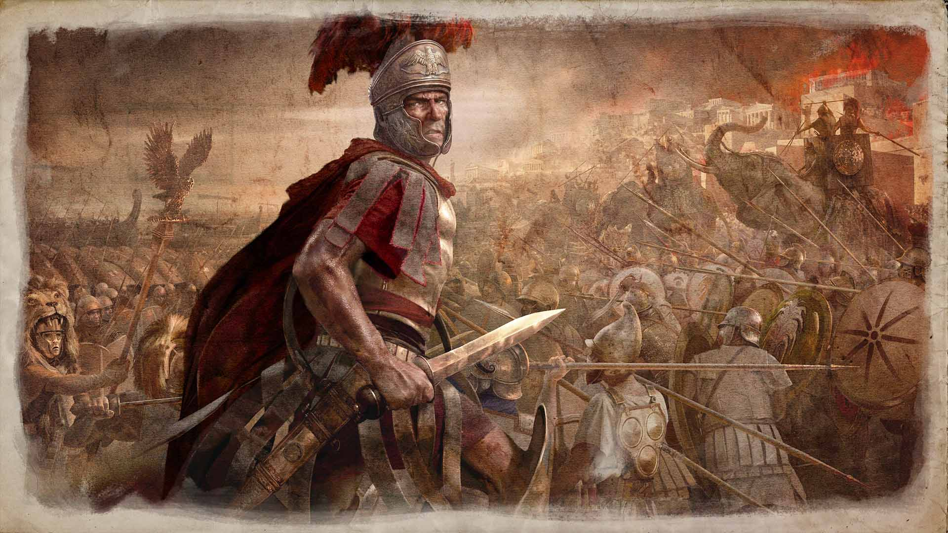 rome 2 total war desktop wallpaper