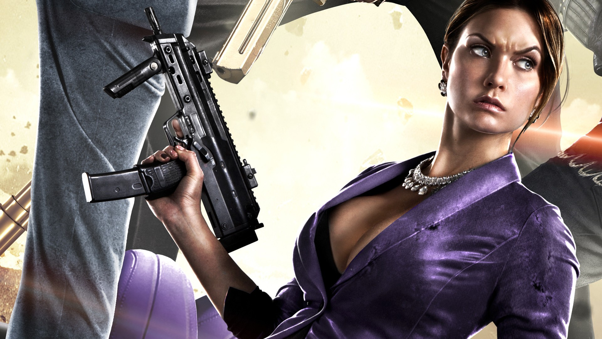 Wallpaper 10 Wallpaper From Saints Row Iv Gamepressurecom