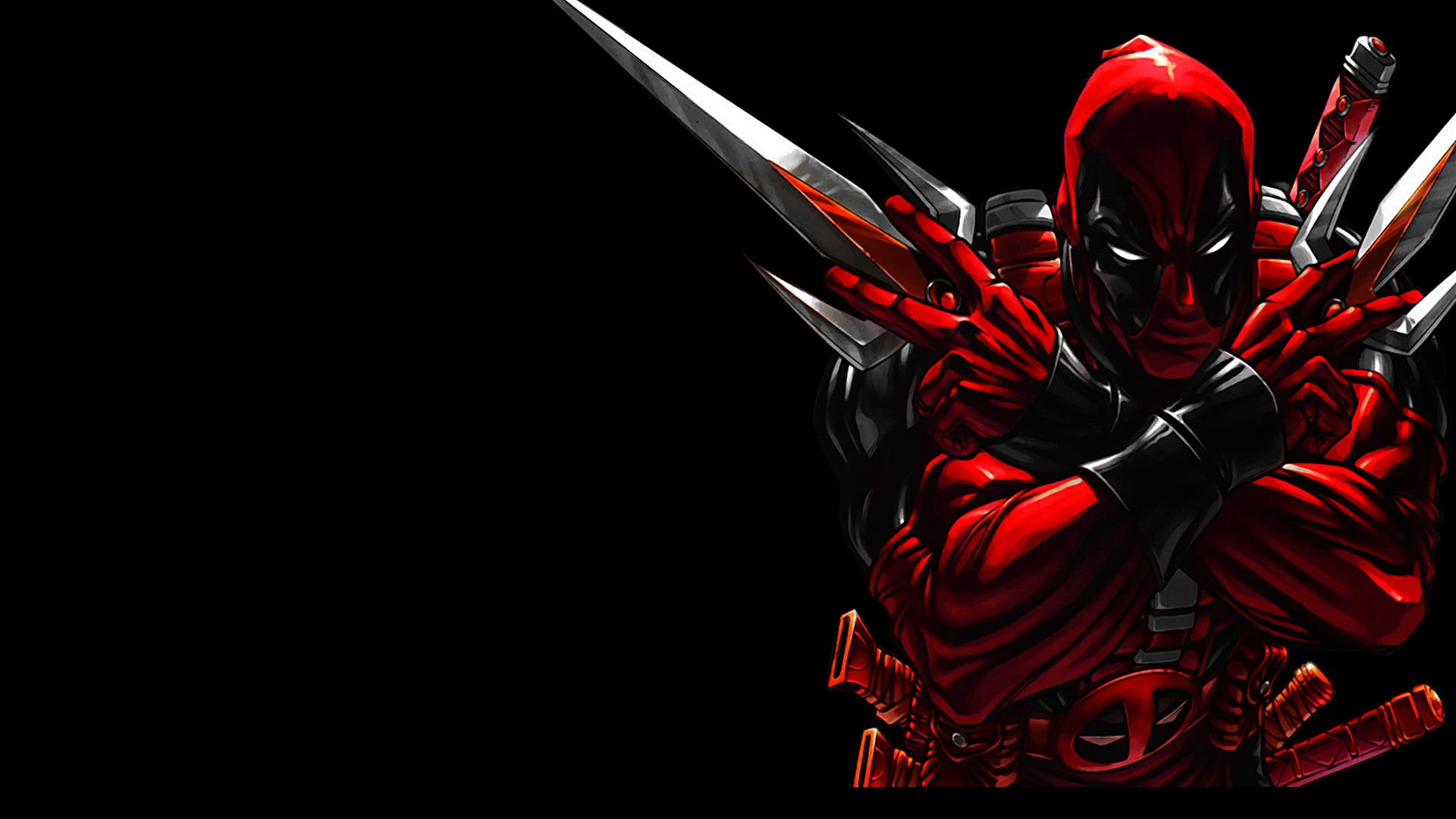 Wallpaper #27 Tapeta na pulpit Deadpool: The Video Game