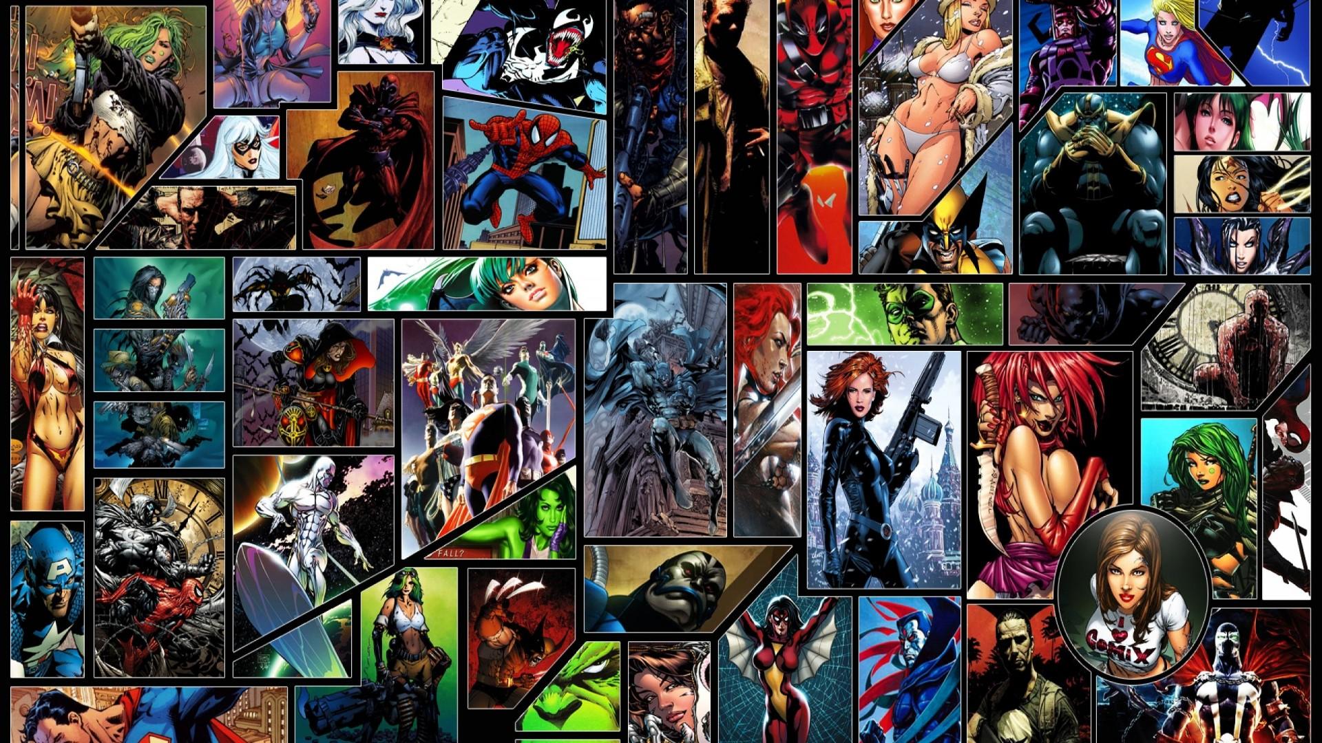 Wallpaper #62 Wallpaper From Marvel Heroes Omega