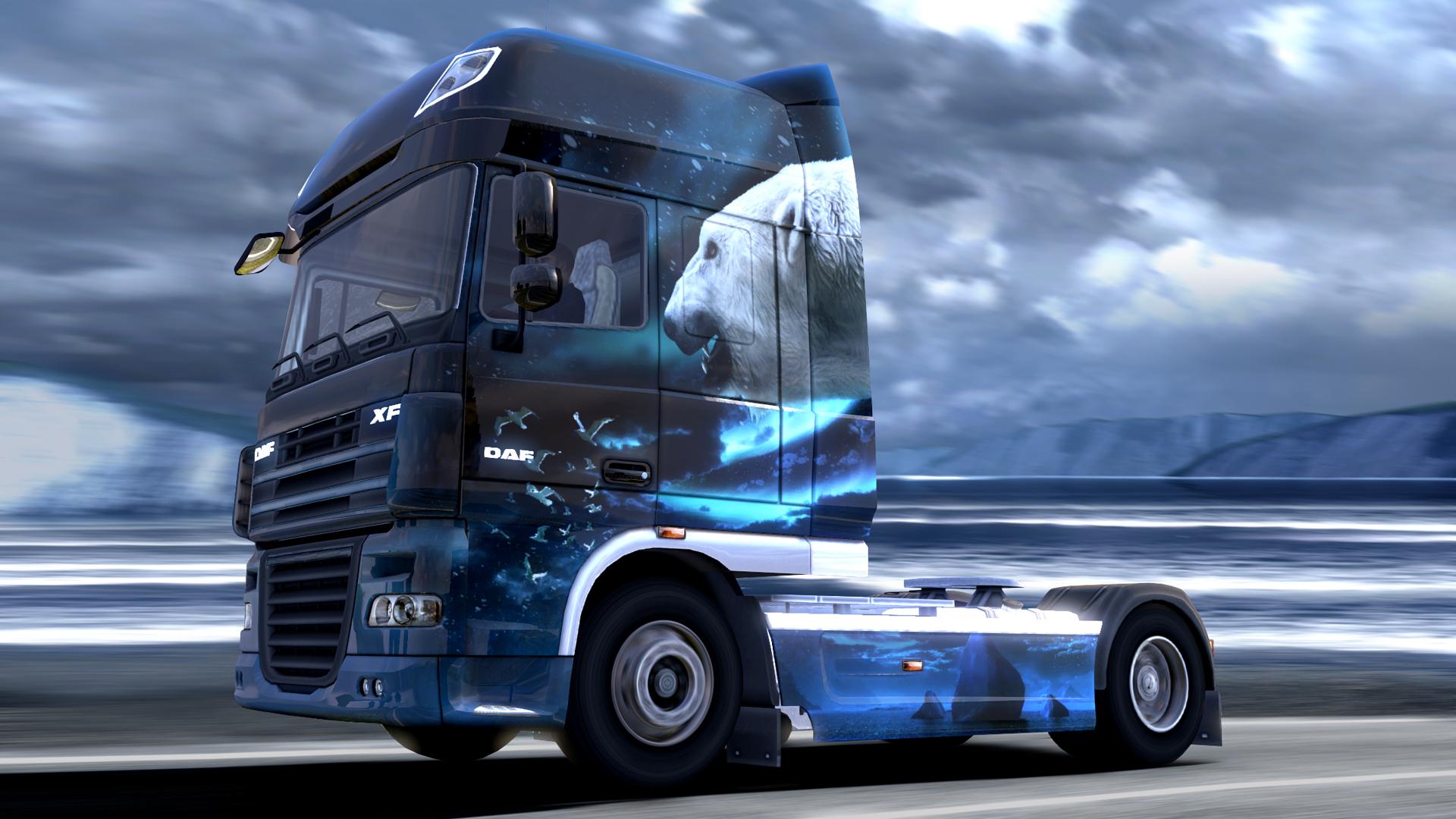 Tapeta #8 Tapeta na pulpit Euro Truck Simulator 2