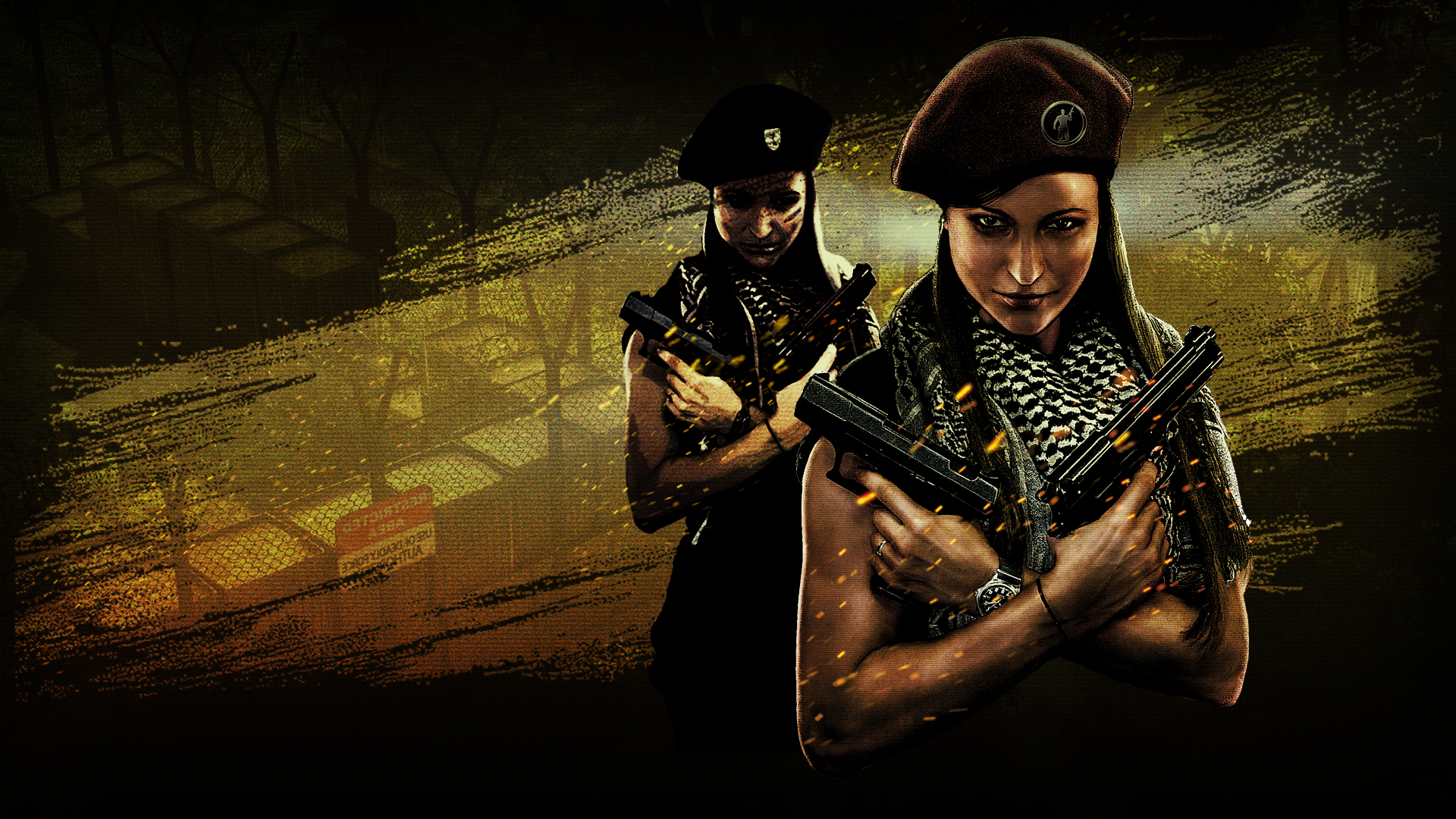 Wallpaper #8 Tapeta na pulpit Jagged Alliance: Back in Action