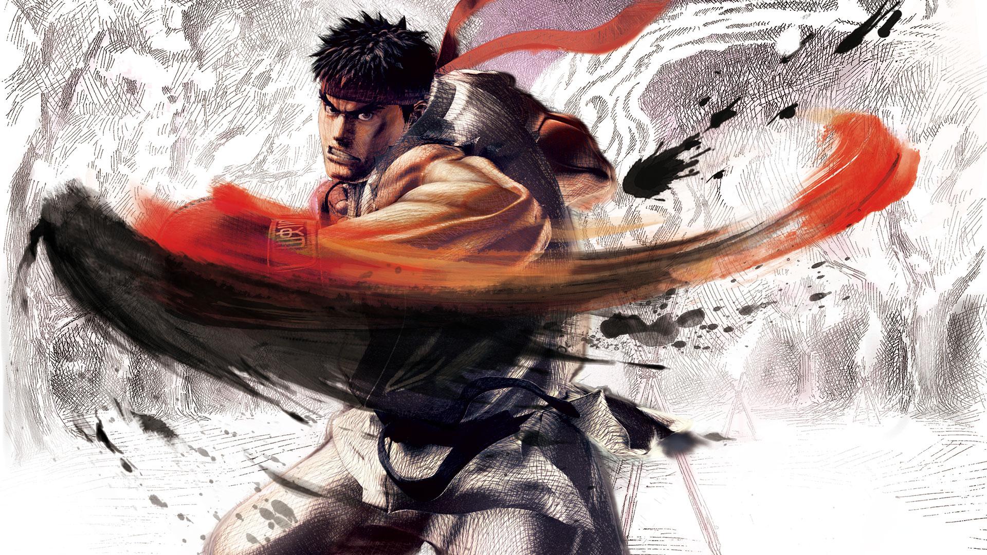Street Fighter 5 Wallpaper: Wallpaper #9 Wallpaper From Ultra Street Fighter IV