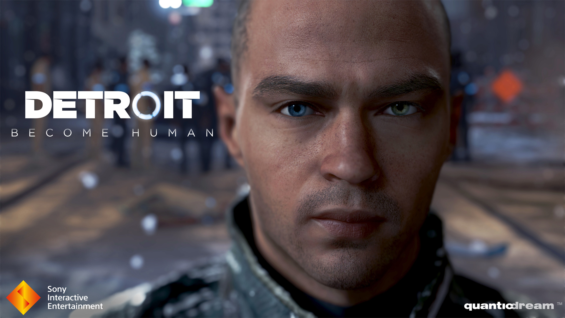Android z gry Detroit: Become Human. Wallpaper from Detroit: Become Human