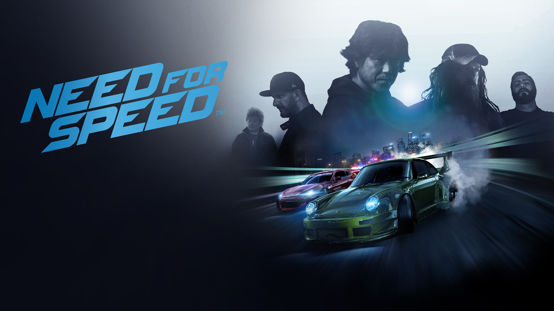 Logo gry Need for Speed z 2015 r. Wallpaper from Need for Speed