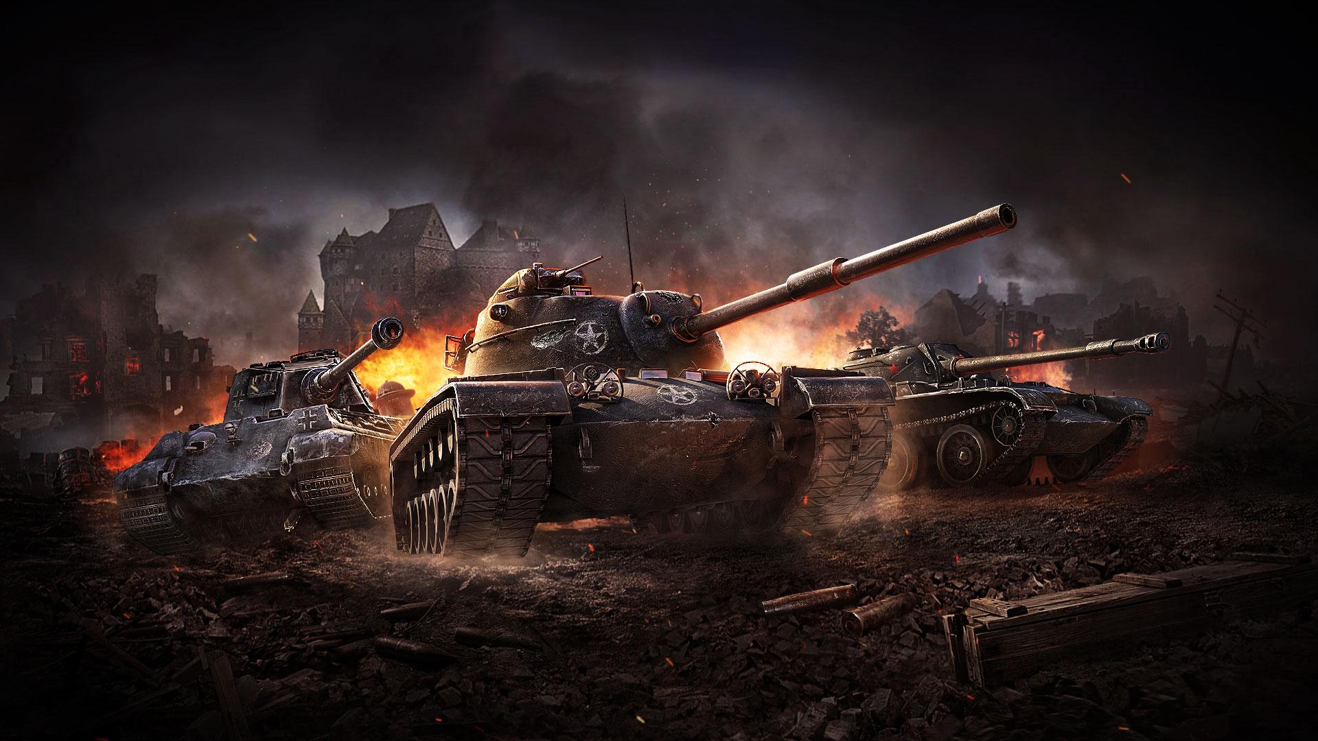 American Tanks Wallpaper From World Of Tanks Blitz Gamepressure Com